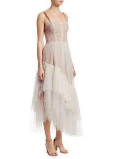 Cinq a Sept Coletta Tulle Dress