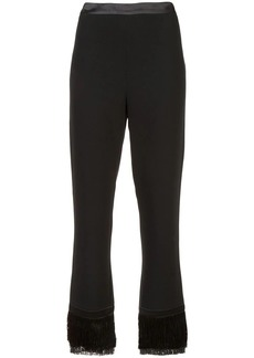 Cinq a Sept cropped tailored trousers