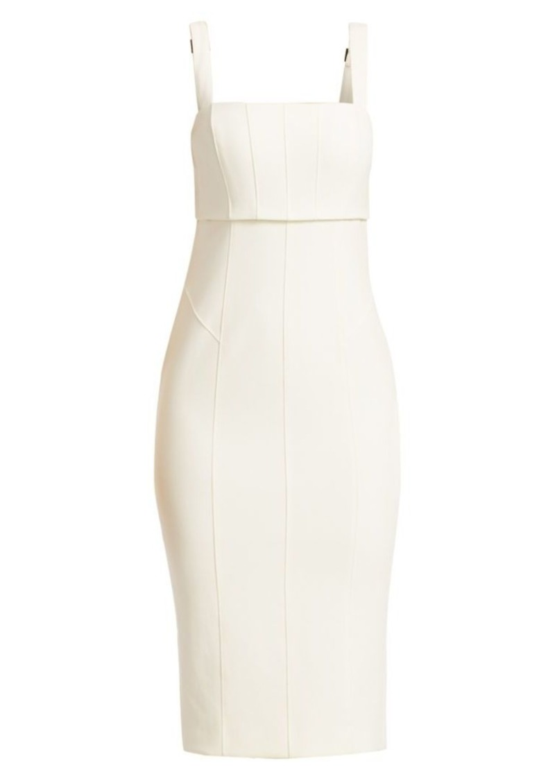 Cinq a Sept Dakota Midi Jolie Dress