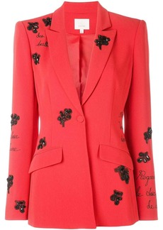 Cinq a Sept Estelle beaded blazer