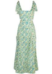 Cinq a Sept floral print Perla dress