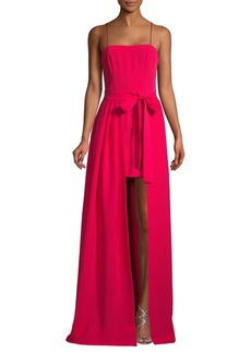 Cinq a Sept Gianni High-Low Gown