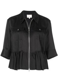 Cinq a Sept Helene peplum jacket