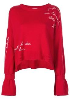 Cinq a Sept Josephine sweatshirt