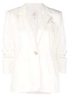 Cinq a Sept Khloe single-breasted blazer