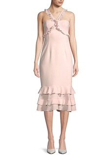 Cinq a Sept Kimora Midi Dress
