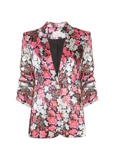 Cinq a Sept Kylie Carnation Print Jacket