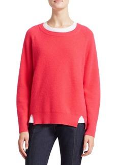 Cinq a Sept Lillie Cashmere Knit Sweater