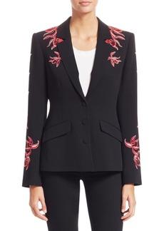 Cinq a Sept Orchid Pax Jacket