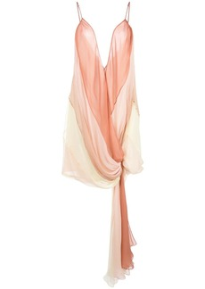 Cinq a Sept Rian draped dress
