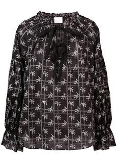 Cinq a Sept Romy wildflower blouse