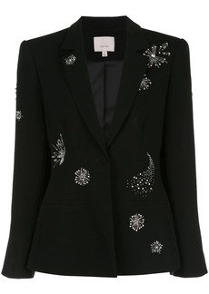 Cinq a Sept Rumi shooting star blazer