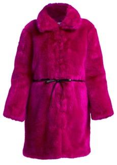 Cinq a Sept Sara Faux Fur Coat