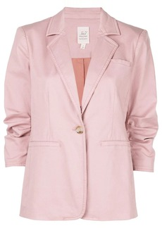 Cinq a Sept single-breasted Khloe blazer