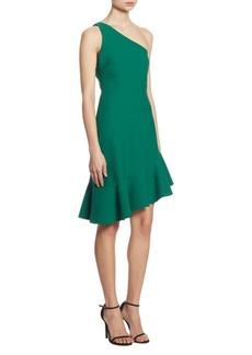 Cinq a Sept Stella One-Shoulder Dress