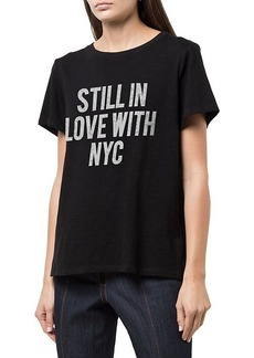 Cinq a Sept Still In Love With New York T-Shirt