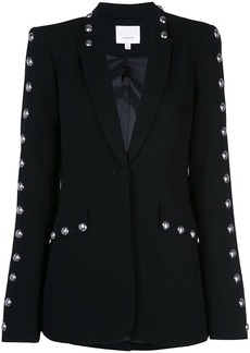 Cinq a Sept studded dive jacket