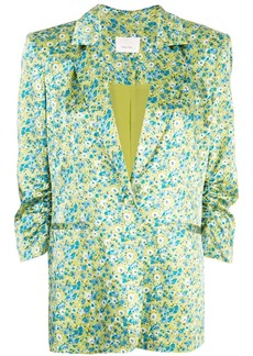 Cinq a Sept wildflower Khloe blazer