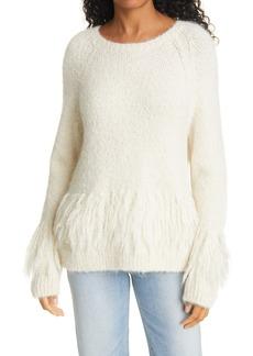Women's Cinq A Sept Izabella Alpaca & Wool Blend Sweater