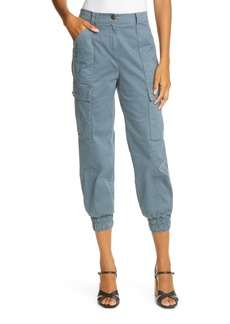 Women's Cinq A Sept Kelly Cargo Ankle Joggers