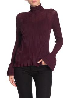 Cinq a Sept Zabrina Flare Cuff Sweater