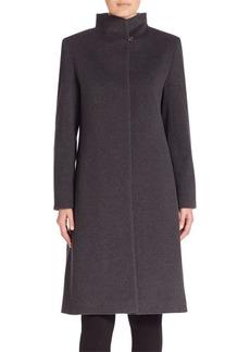 Cinzia Rocca Cashmere Blend Coat