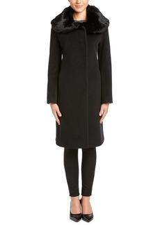 Cinzia Rocca Cinzia Rocca Wool-Blend Coat