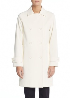 Cinzia Rocca Double Breasted Raincoat