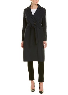 Cinzia Rocca Icons Belted Trench Coat
