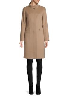 Cinzia Rocca Icons Classic Long-Sleeve Coat