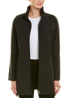 Cinzia Rocca Icons Stand-Up Collar Coat
