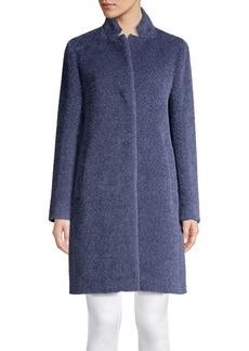 Cinzia Rocca Icons Virgin Wool-Blend Coat