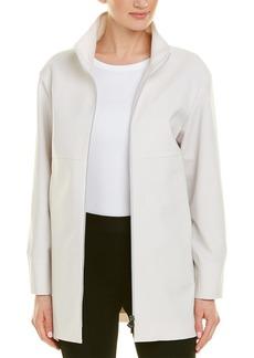 Cinzia Rocca Icons Zip-Front Coat