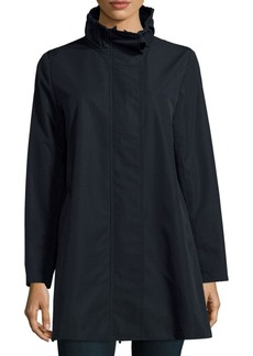 Cinzia Rocca Solid Long-Sleeve Jacket