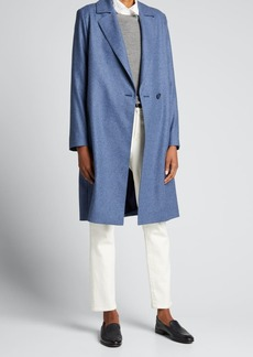Cinzia Rocca Spring Wool Coat