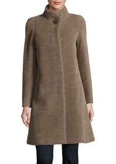 Cinzia Rocca Suri Wool & Alpaca Coat