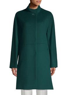 Cinzia Rocca Classic Wool Coat