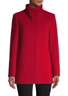 Cinzia Rocca Wing Wool-Blend Jacket
