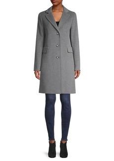 Cinzia Rocca Wool-Blend Coat