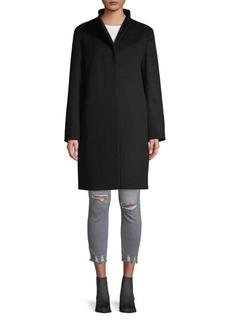 Cinzia Rocca Wool Blend Walking Coat