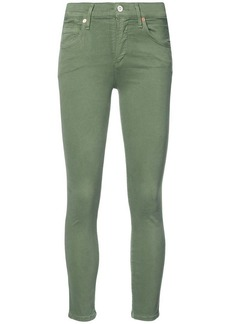Citizens of Humanity anke crop jeans