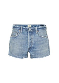 Citizens of Humanity Bree mid-rise denim shorts