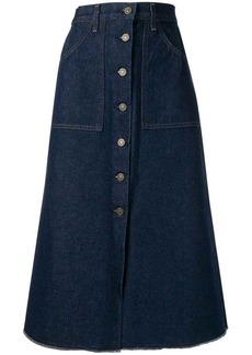 Citizens of Humanity buttoned skirt