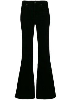 Citizens of Humanity Chloe maxi flare trousers