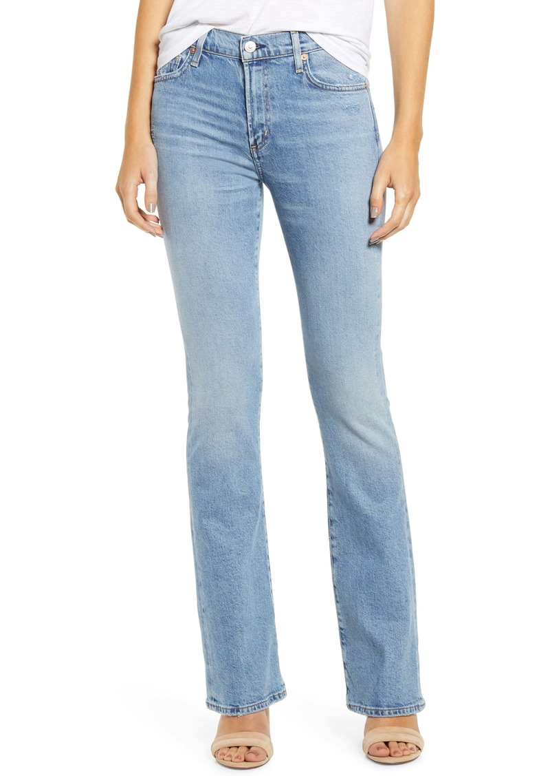 Citizens of Humanity Citizen of Humanity Emanuelle Slim Bootcut Jeans (Chit Chat)