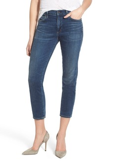 Citizens of Humanity 'Agnes' Crop Slim Straight Leg Jeans (Modern Love)