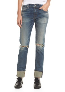 Citizens of Humanity Agnes Long Jeans (Straight Up)