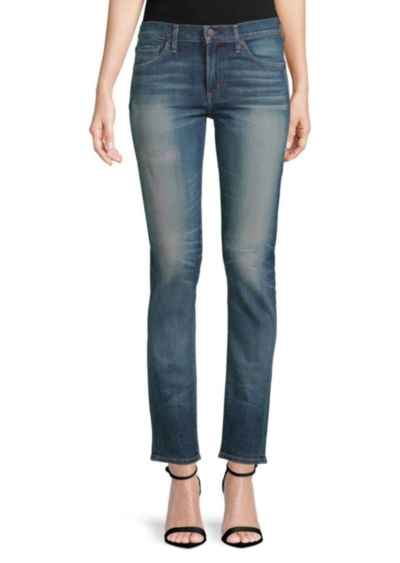 Citizens of Humanity Agnes Straight-Leg Jeans