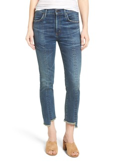 Citizens of Humanity Amari Step Hem Ankle Jeans (Alterra)