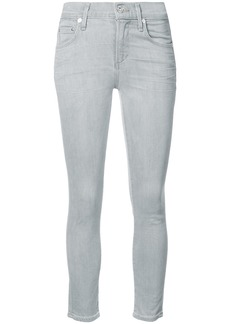 Citizens Of Humanity ankle crop jeans - Grey